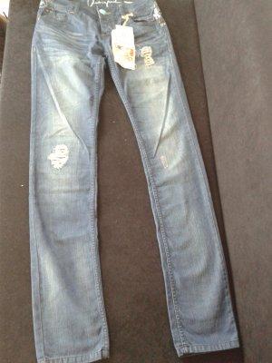 Desigual - Desigual Slim Fit Jeans