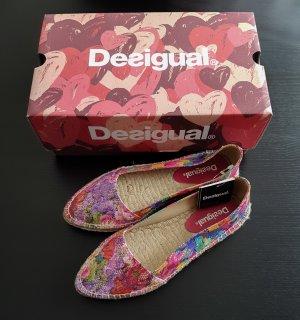 Desigual Espadrille Sandals multicolored