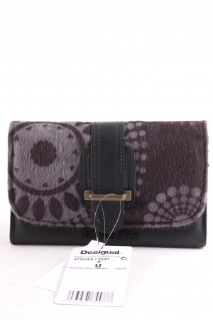Desigual Wallet graphic pattern structure style