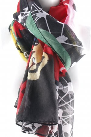 Desigual Neckerchief abstract pattern extravagant style