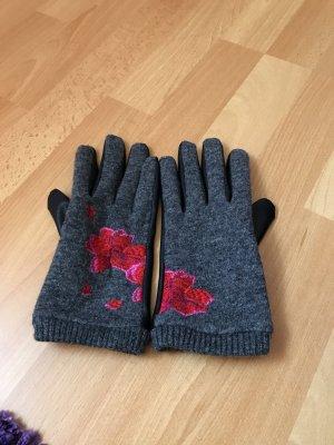Desigual Gloves multicolored