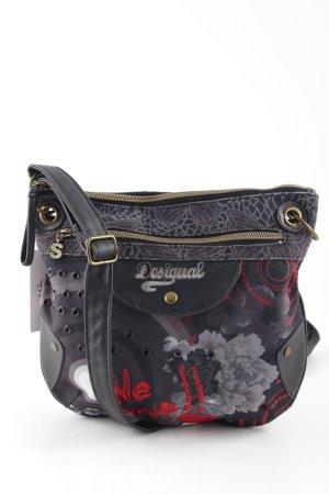 Desigual Handtasche Blumenmuster Street-Fashion-Look