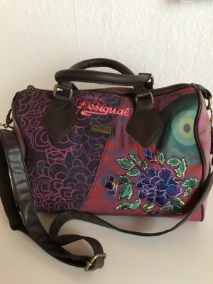Desigual Bowling Bag multicolored