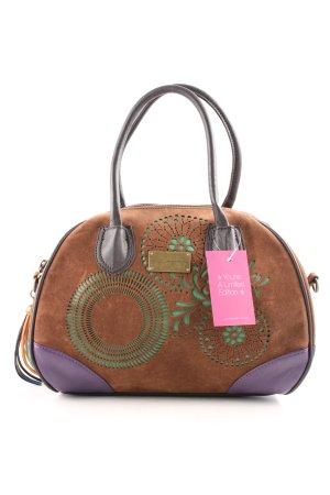 Desigual Handtasche mehrfarbig Casual-Look