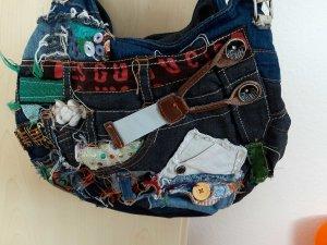 Desigual Handtasche Jeans