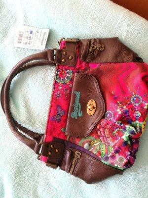 Desigual Handtasche klein bunt