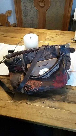Desigual Handtasche neuwertig