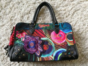 Desigual Carry Bag multicolored polyester