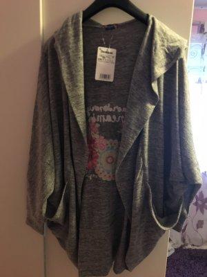 Desigual Leisure Wear grey-pink