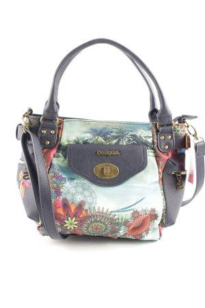 Desigual Carry Bag allover print casual look