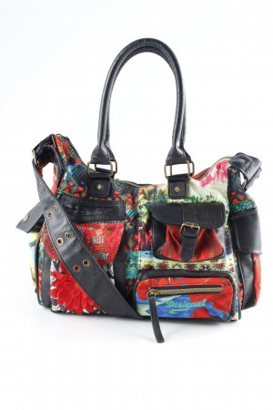 Desigual Carry Bag abstract pattern casual look