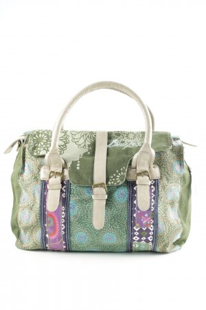 Desigual Carry Bag abstract pattern extravagant style