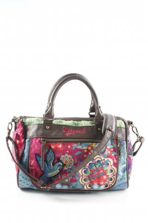 Desigual Carry Bag abstract pattern hippie style