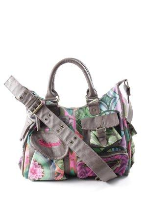 Desigual Carry Bag flower pattern beach look