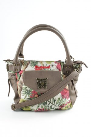 Desigual Carry Bag flower pattern casual look