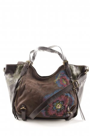 Desigual Carry Bag multicolored street-fashion look