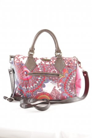 Desigual Carry Bag mixed pattern casual look