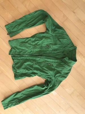 Desigual Jacke Gr 38 grün
