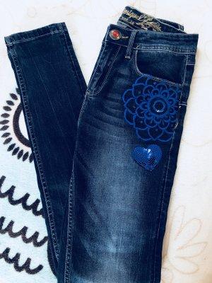 Desigual Jeans Gr. 24
