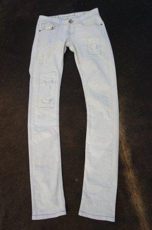 DESIGUAL Jeans Größe 26 TOP