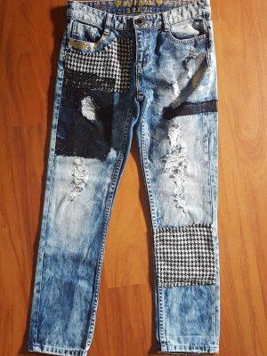 Desigual Jeans Mulato Gr. 24 Neu
