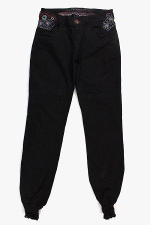 Desigual Jeans schwarz Größe 28