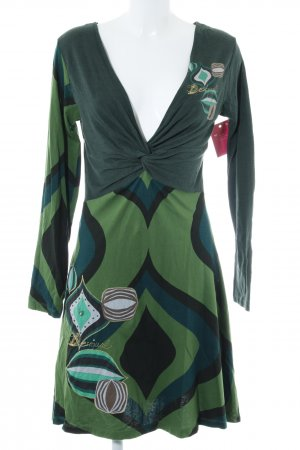 "Desigual Jersey Dress ""Robe Yacone"""
