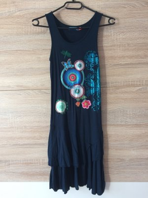 Desigual Hippie Dress multicolored