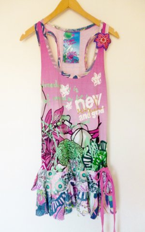 Desigual Kleid Anna Sporty chicle