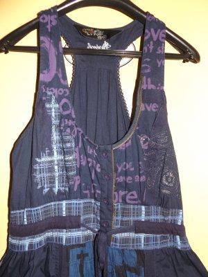 DESIGUAL Kleid, Ballon Kleid /Hängerchen, Gr. 38.