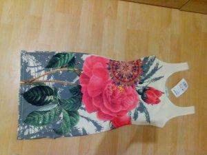 "DESIGUAL Kleid Floral ""S"" NEU M.ETIKETT"