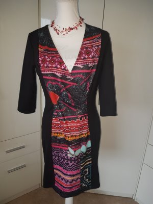 Desigual Robe stretch multicolore