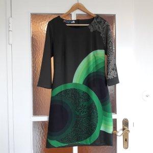 Desigual Kleid Größe 38 grün