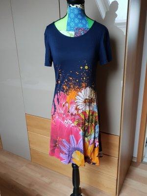 Desigual Kleid mit Blumen Muster