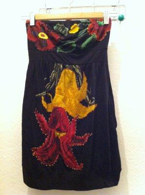 Desigual Kleid mit Blumenmuster XS