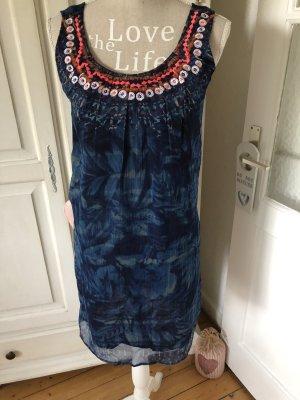 Desigual Kleid mit Stickereien neu mit Etikett