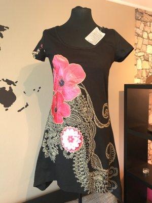 Desigual Kleid neu S 36 mit Etikett Baumwolle