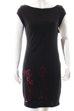 Desigual Kleid schwarz Casual-Look