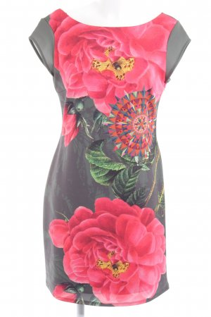 Desigual Kurzarmkleid Blumenmuster Party-Look