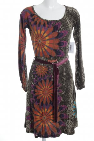 Desigual Langarmkleid Mustermix Street-Fashion-Look