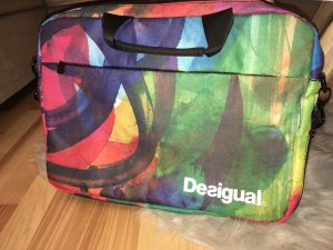 Desigual Borsa pc multicolore