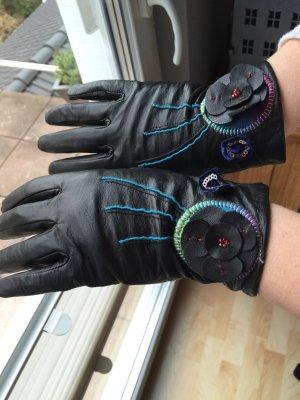 Desigual Gloves black
