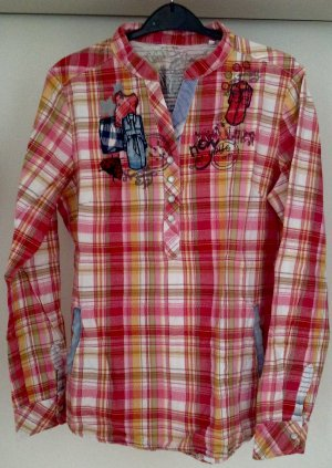 DESIGUAL Longshirt bunt Gr L, ( 38-40 )