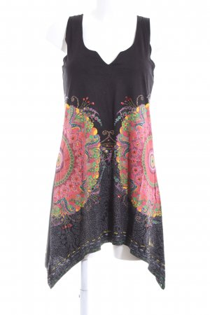 Desigual Long Top abstract pattern casual look
