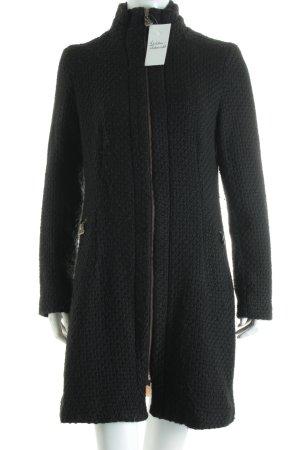 Desigual Mantel schwarz klassischer Stil