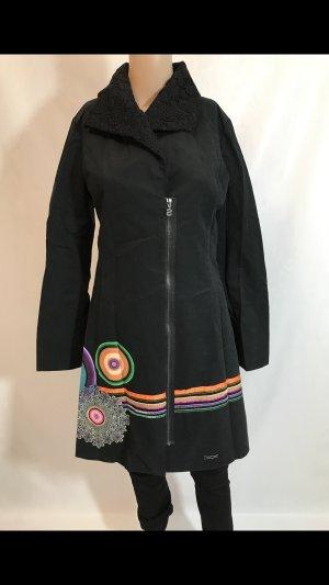 Desigual Mantel Trenchcoat Damen hingucker