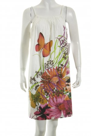 Desigual Mini Dress abstract pattern casual look