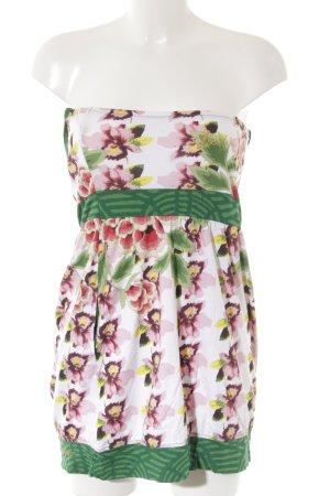 Desigual Minikleid florales Muster Street-Fashion-Look