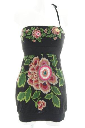 Desigual Minikleid mehrfarbig extravaganter Stil