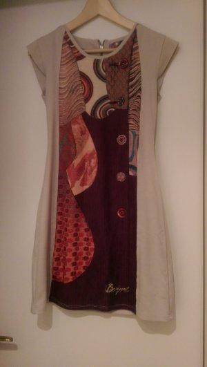 Desigual Minikleid, Sommerkleid, 1x getragen